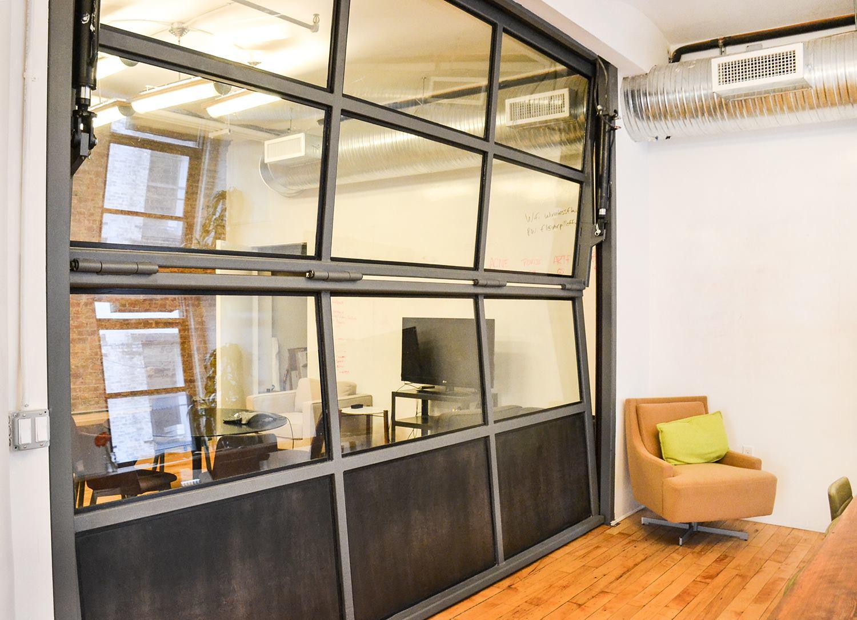 Functional Metal Window Panel