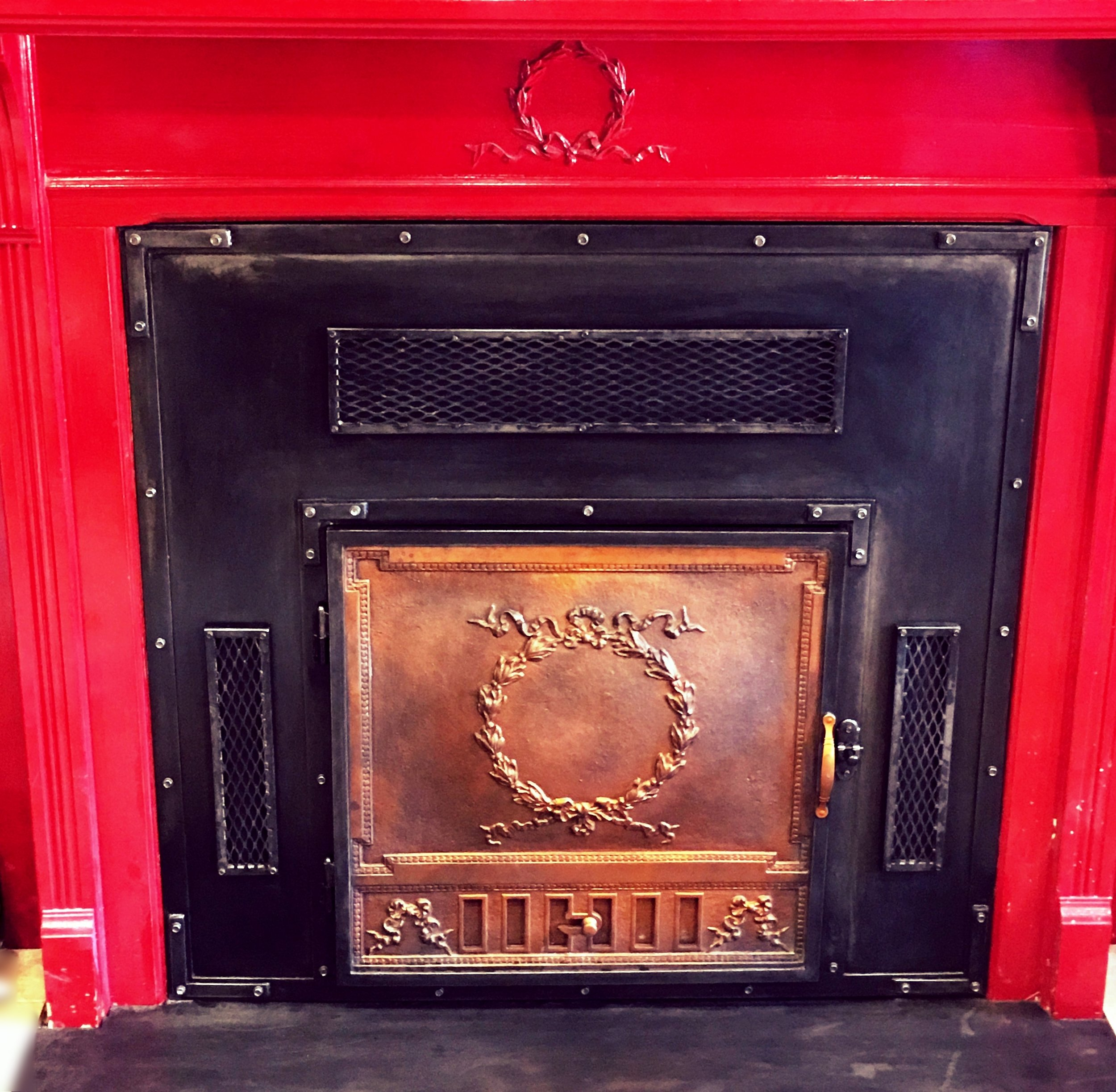 Fusion Fireplace