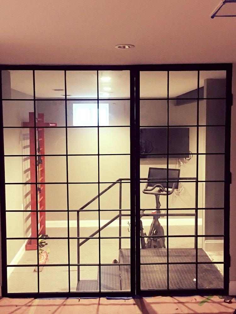 Steel & Glass Swing Gym French Doors.jpg