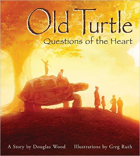 OLD TURTLE: QUESTIONS OF THE HEART by Greg Ruth and Douglas Wood for Scholastic