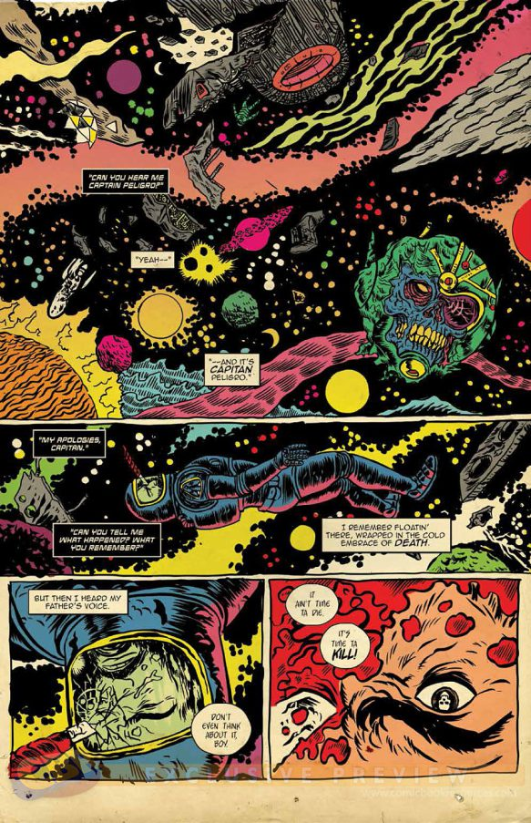 Space Riders: GOB page