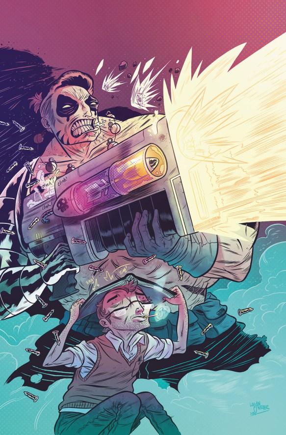 Oh, Killstrike! #1 cover