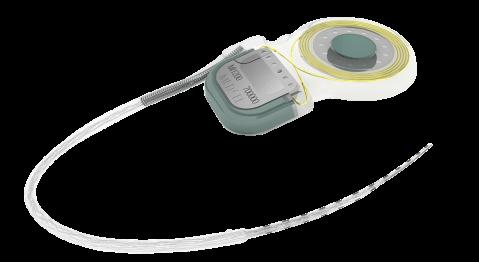 Partie interne de l'implant