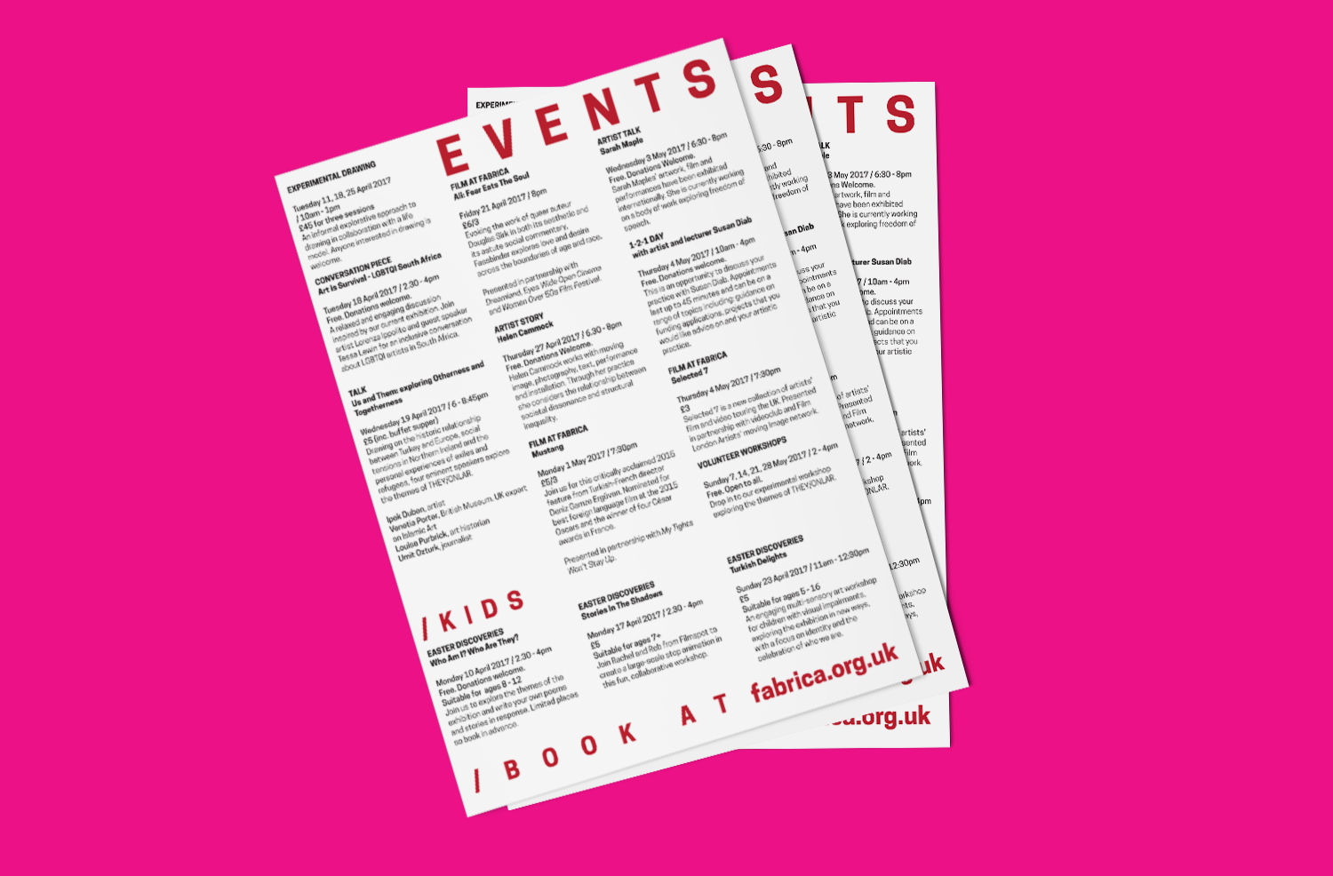 THEY/ONLAR-EVENTS-POSTER