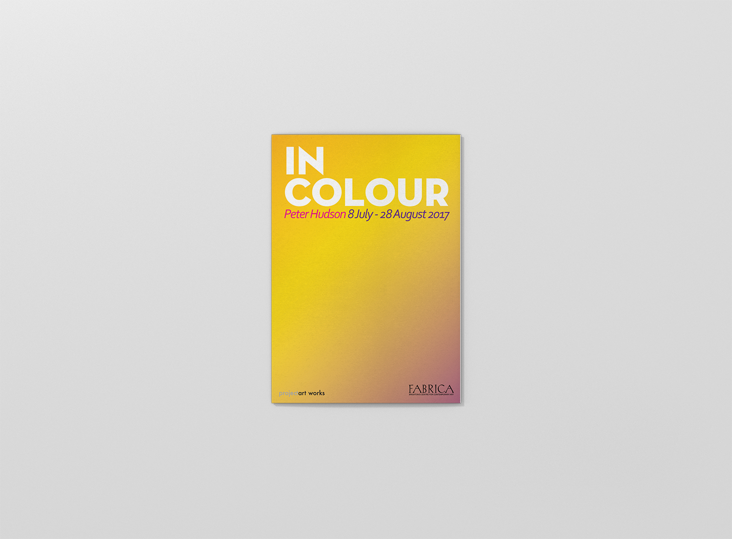 IN COLOUR-COVER
