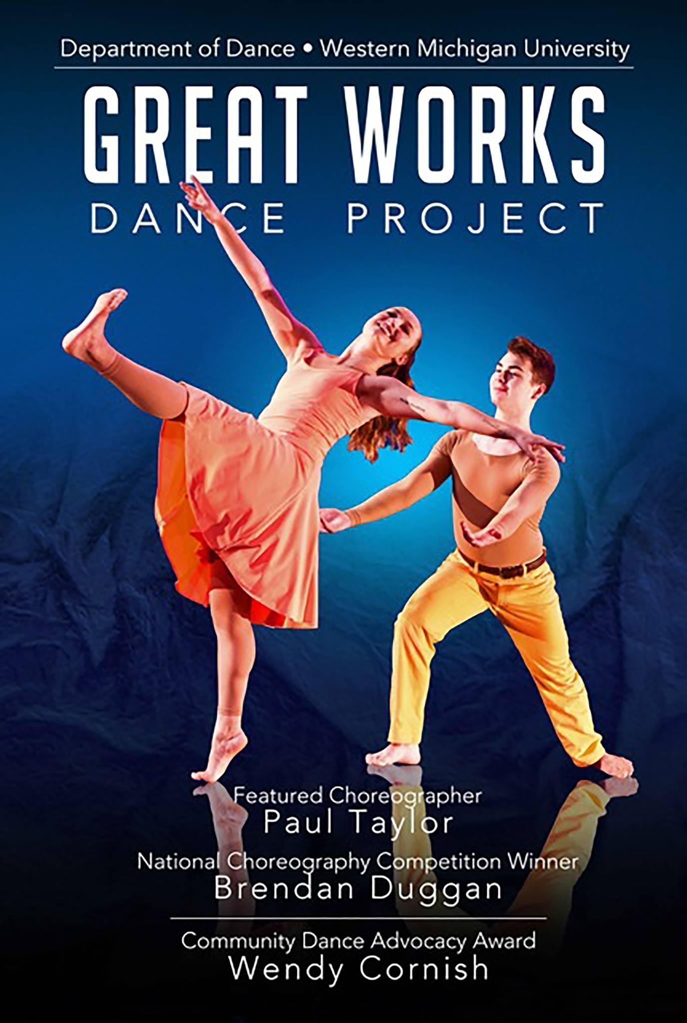 Esplanade , choreographed by Paul Taylor