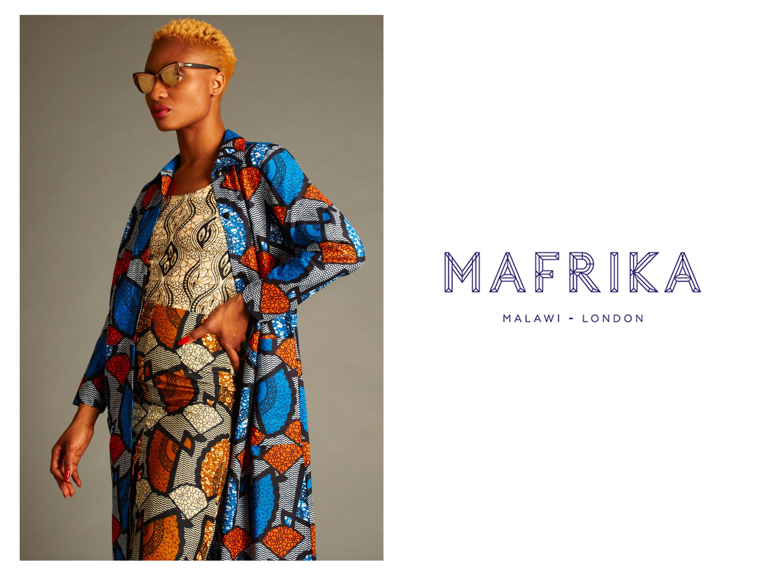 Mafrika F/W 15-16 look book