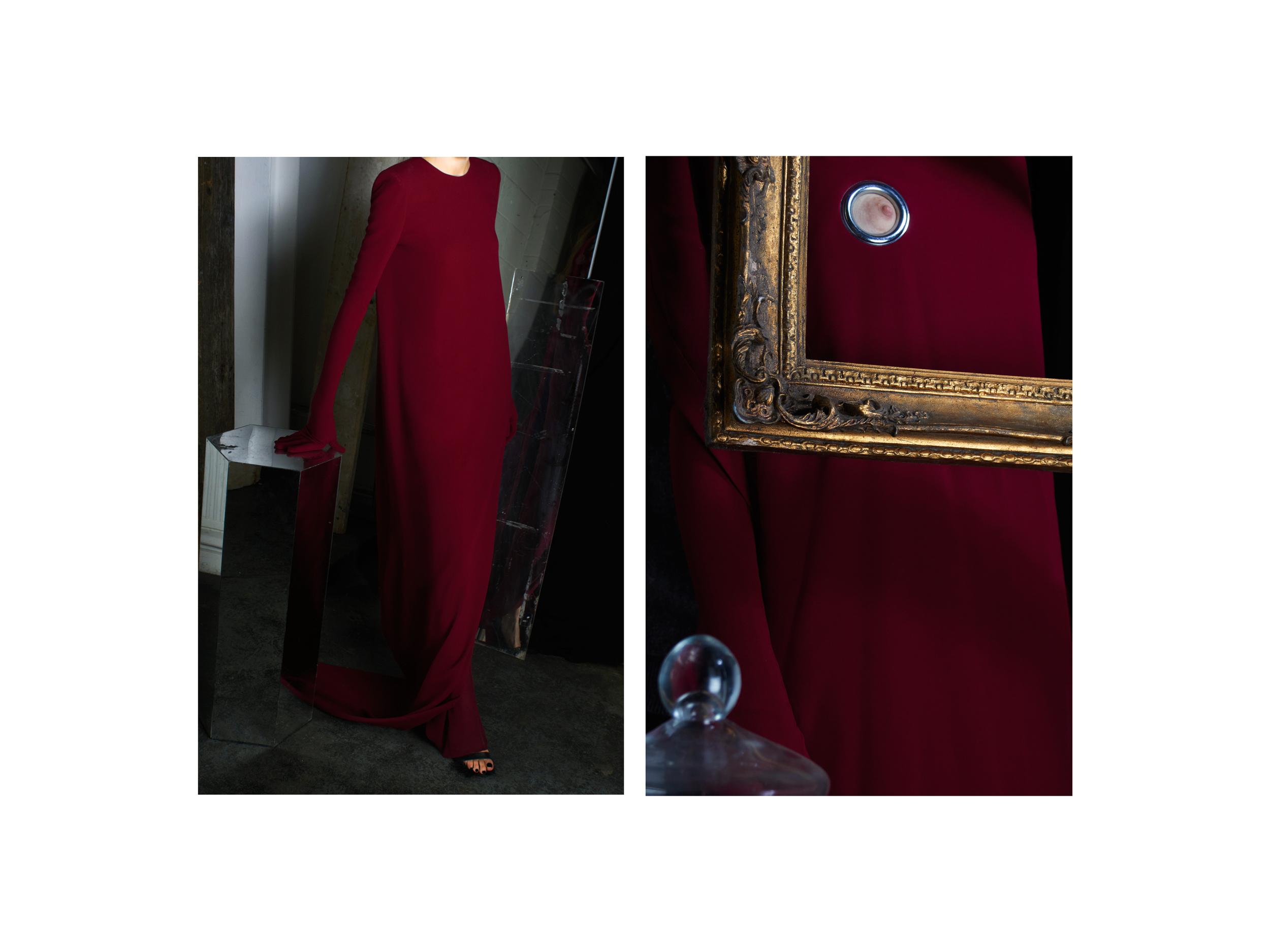 Camill Grapin MA Womenswear - Central Saint Martin