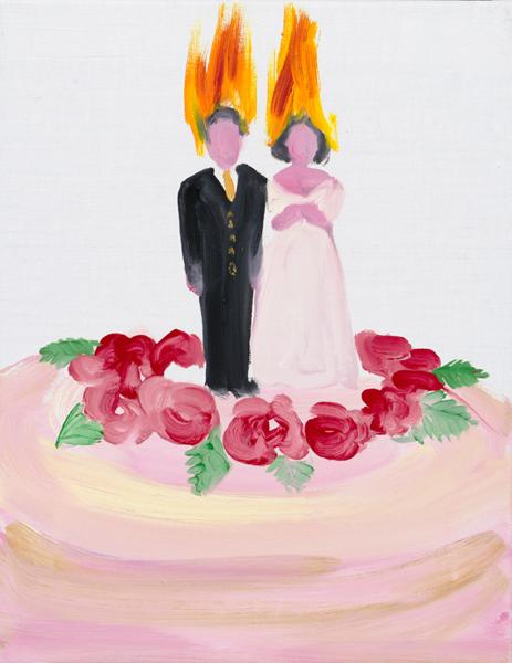 Wedding Risk/一頭熱