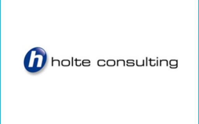 Sertifisert kontrollsystem levert av Holte Consulting.