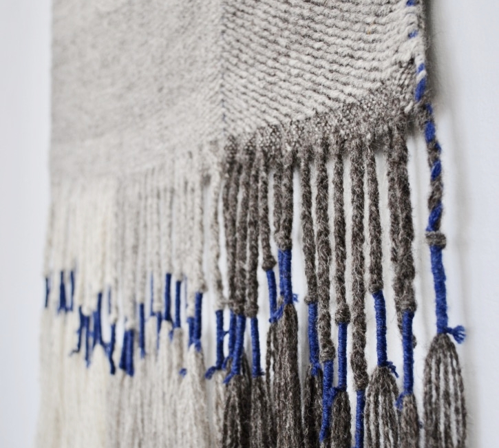 Maria Sigma Alcyone (of the Sky) Wall Hanging MAKE Hauser & Wirth