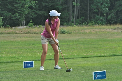 LPGA Futures Golfer Seul-Ki Park