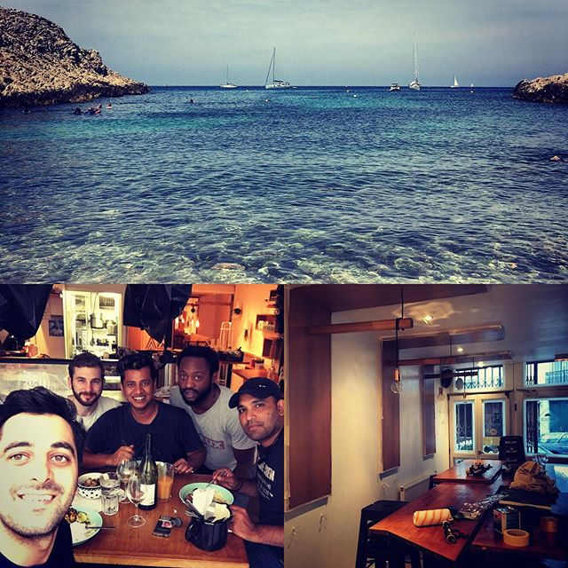 La dream team Patuco part en vacances et revient le 27 Aout!! En attendant @patucorestaurant se refait une beauté et vous prépare pleins de surprises à la rentrée! 🍸☀️😇😘