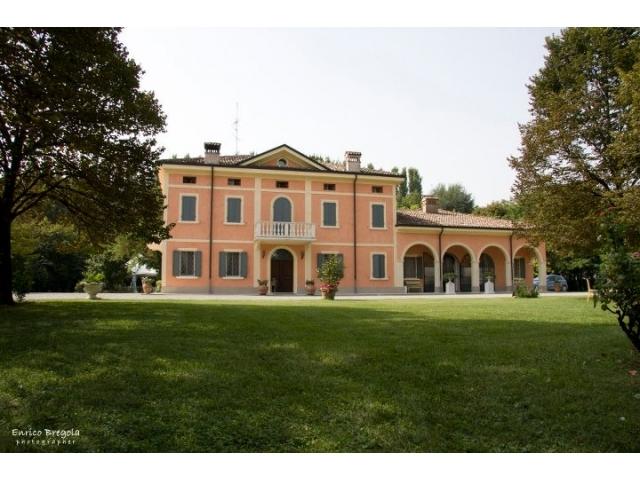 Villa Ascari venue in Carpi