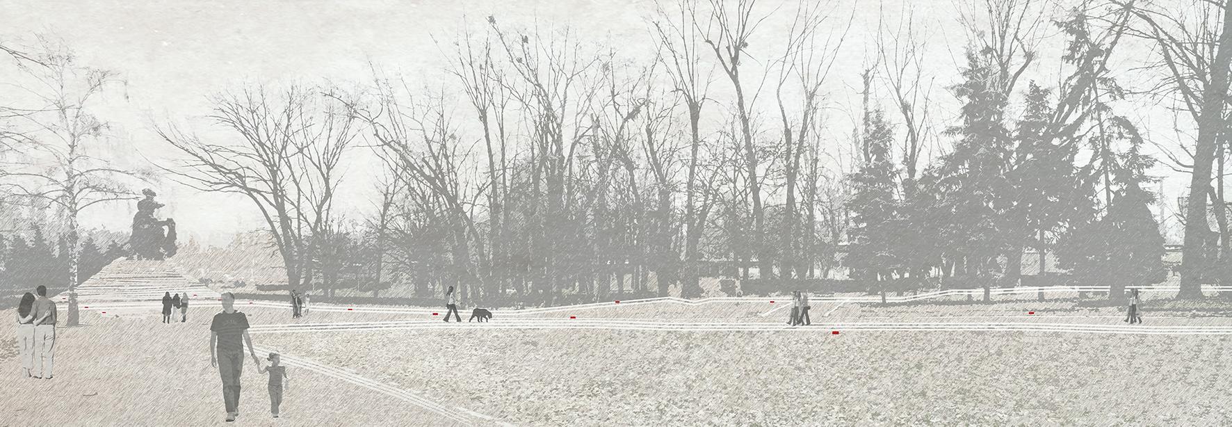1/8, f16, iso200 with a {lens type} at18mm on a Canon EOS 5D Mark III, Photo: Andrey Mikhaylov Babi_Yar_photo in Kyiv  at 23 12 2015 фотофиксация Бабий Яр