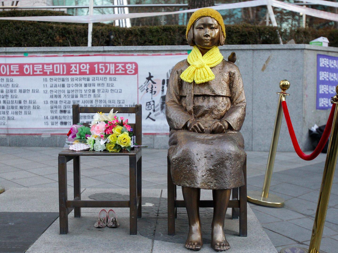Peace Monument, Seoul, South Korea