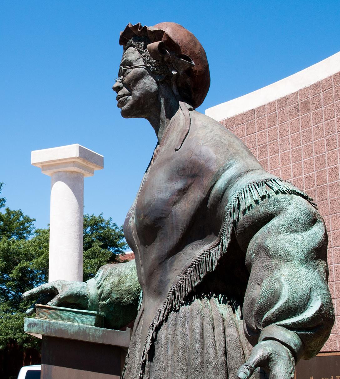 Sojourner Truth Monument, Battle Creek, MI