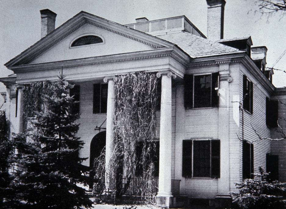 Kirk Boott House, Lowell, Massachusetts