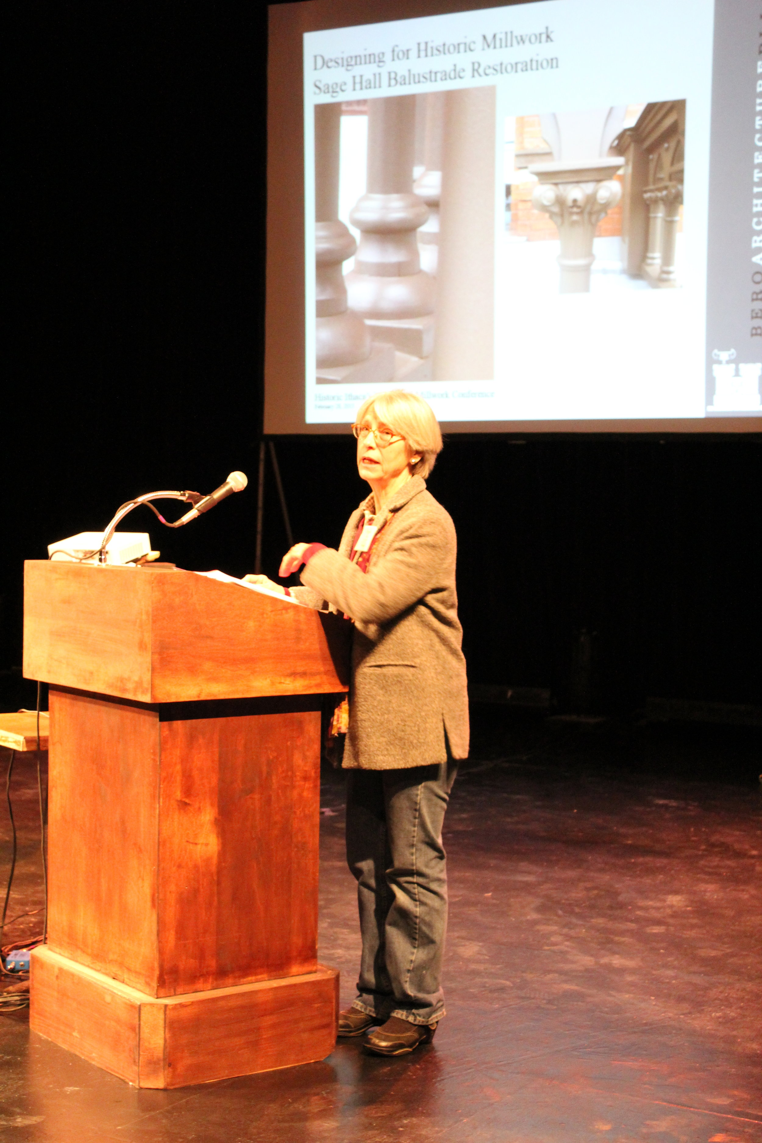 2015-HPEF-PiT-Historic Ithaca-Virginia Searl keynote on Sage Hall balustrades.jpg