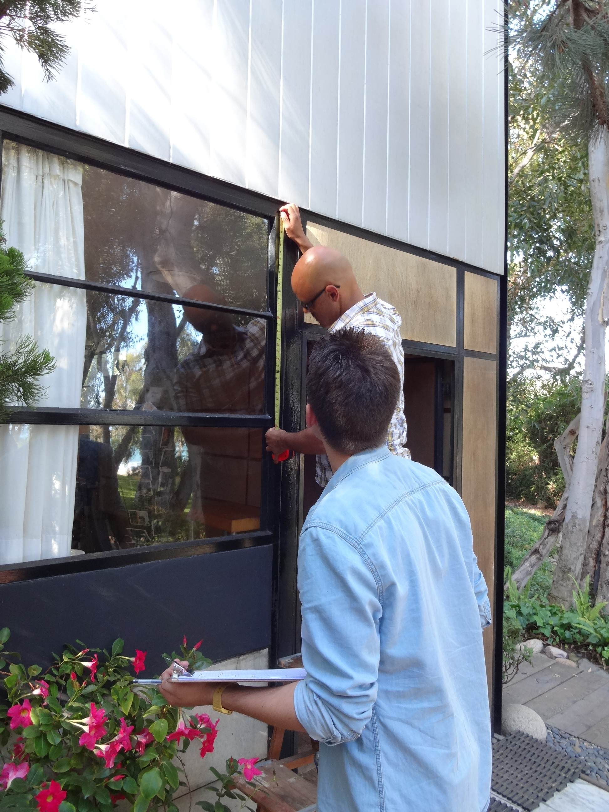 HPEF-Eames House Documentation Project-2013-12.JPG