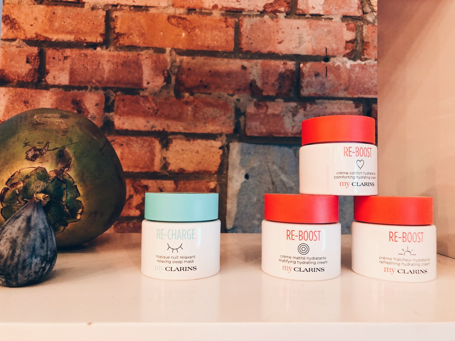 My Clarins RE-BOOST Refreshing Hydrating Cream by Clarins #11