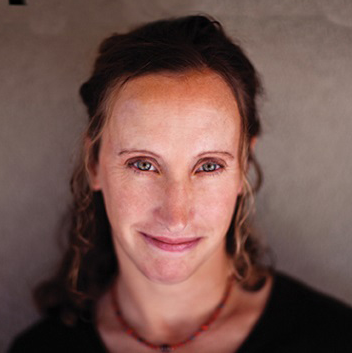 Author Hannah Nordhaus.Photo by Casie Zalud.