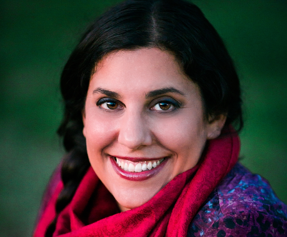 Dr. Maya Shetreat-Klein; photo ©Tanya Malott