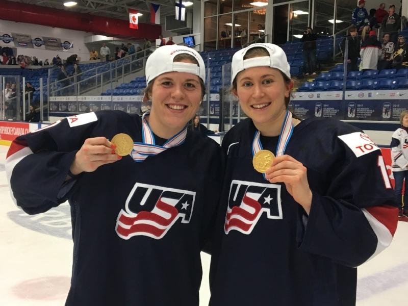 Photo courtesy of USA Hockey