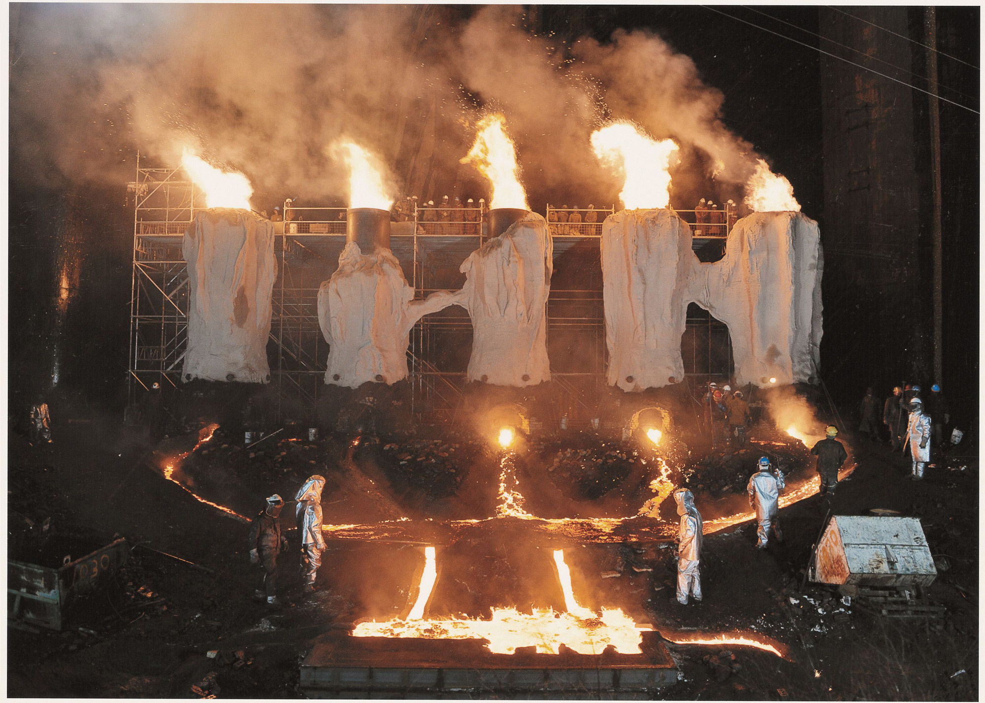 Production Coordinator, Matthew Barney's River of Fundament