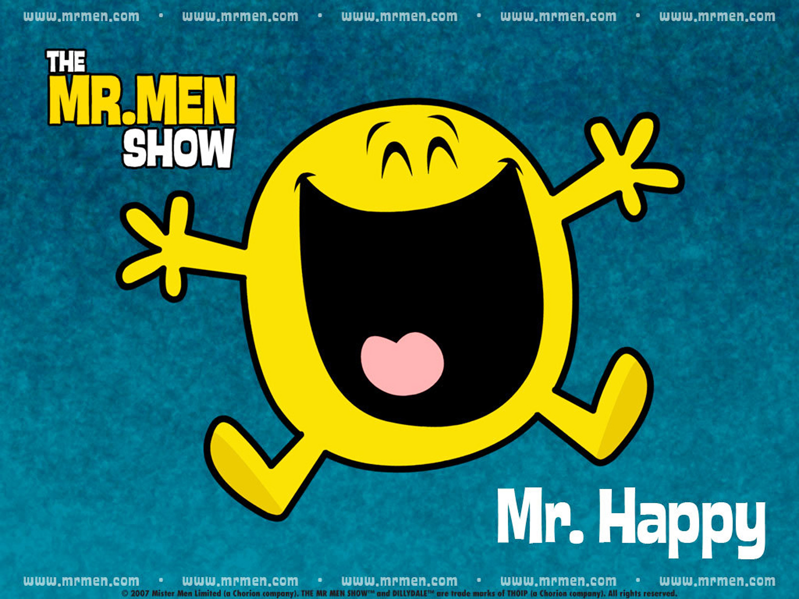 Production Coordinator, Cartoon Network's The Mr. Men Show