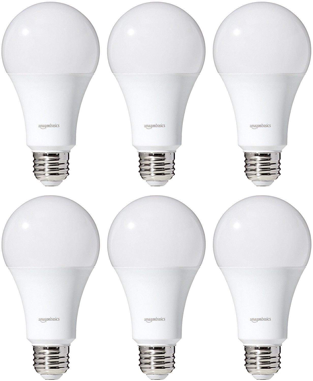 LED light bulbs -