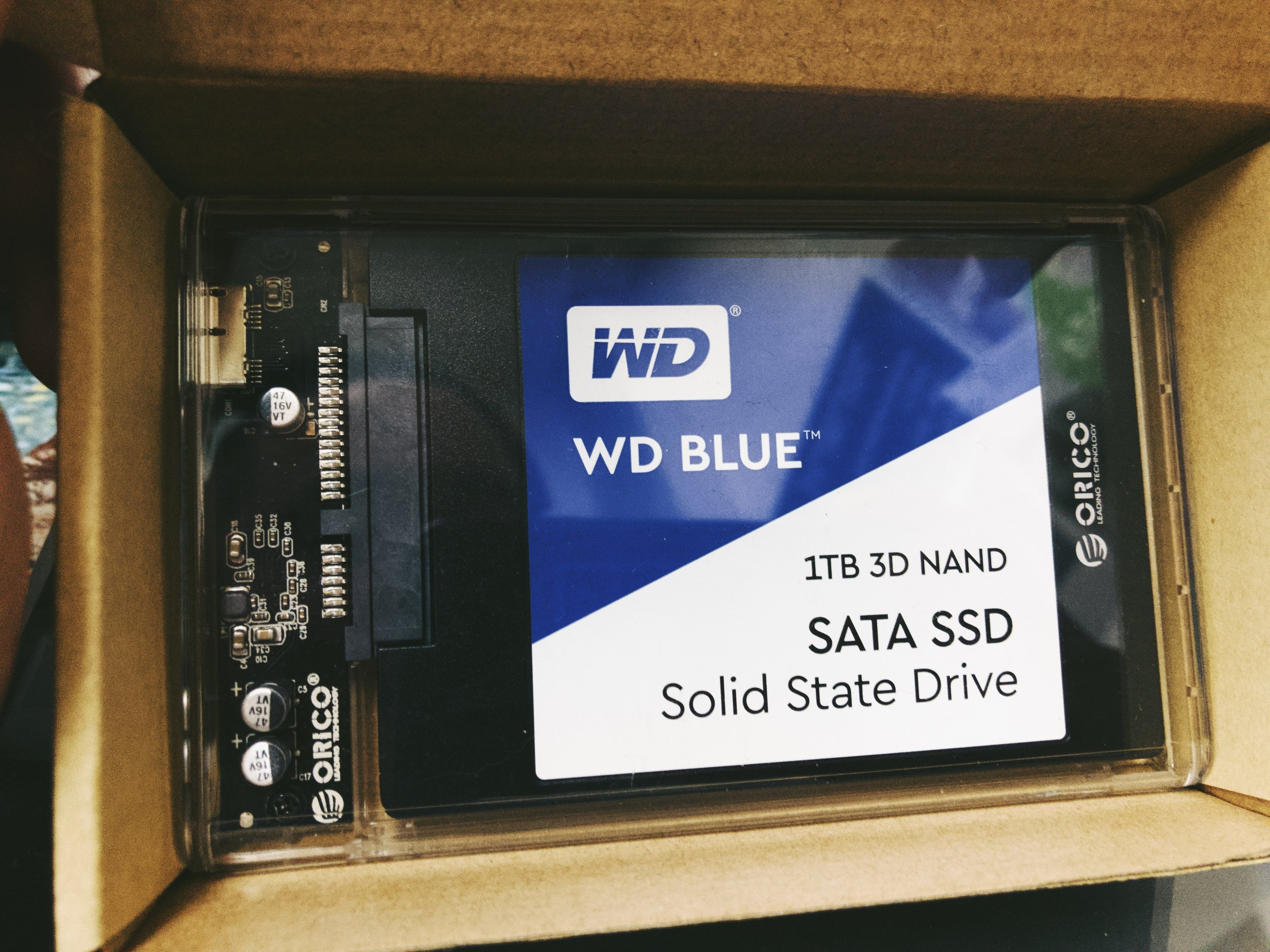 This is a fantastic hard drive! -