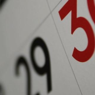 Cynwyd HSA Calendar -