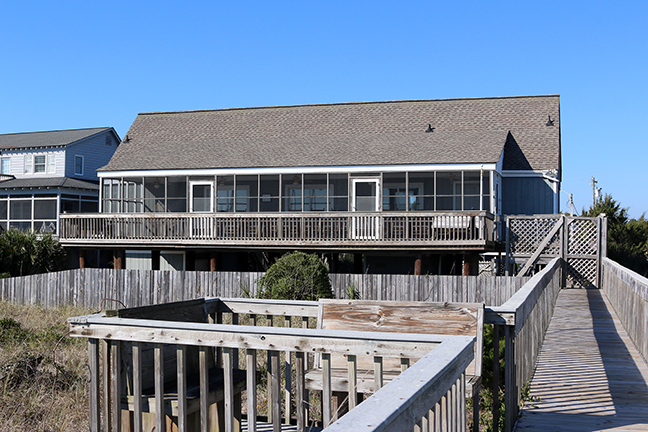 Pawleys Island Beach House