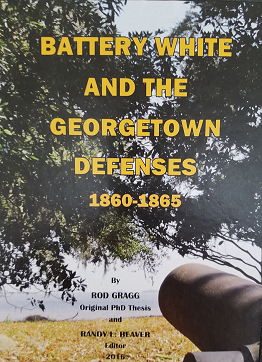 All sale proceeds are donated to benefit BWHA, funding future projects to preserve the original remnants of Battery White at Belle Isle, in Georgetown, South Carolina.