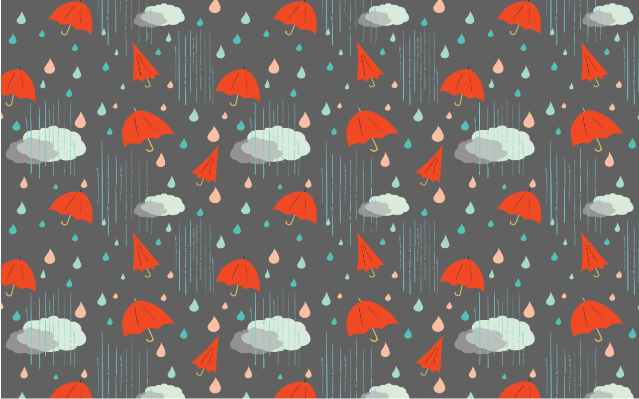 April Showers Grey Pattern Sample.png