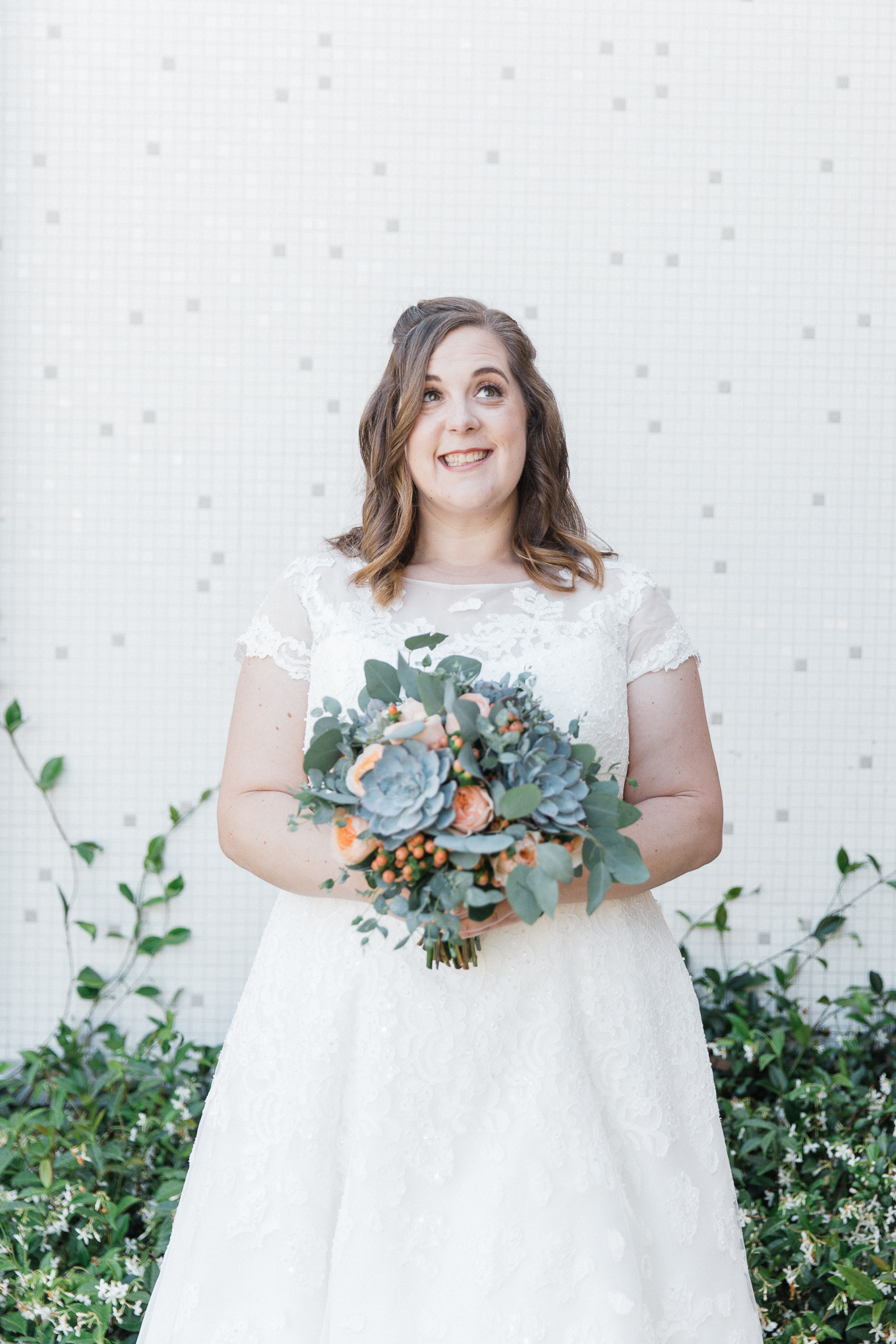 cute bride So Cal Wedding Photographer Joy Theory Co