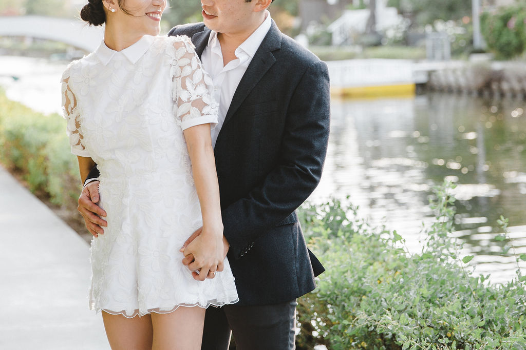 Venice Canals Engagement Photography 4 Los Angeles Orange County Wedding Photographer Joy Theory Co