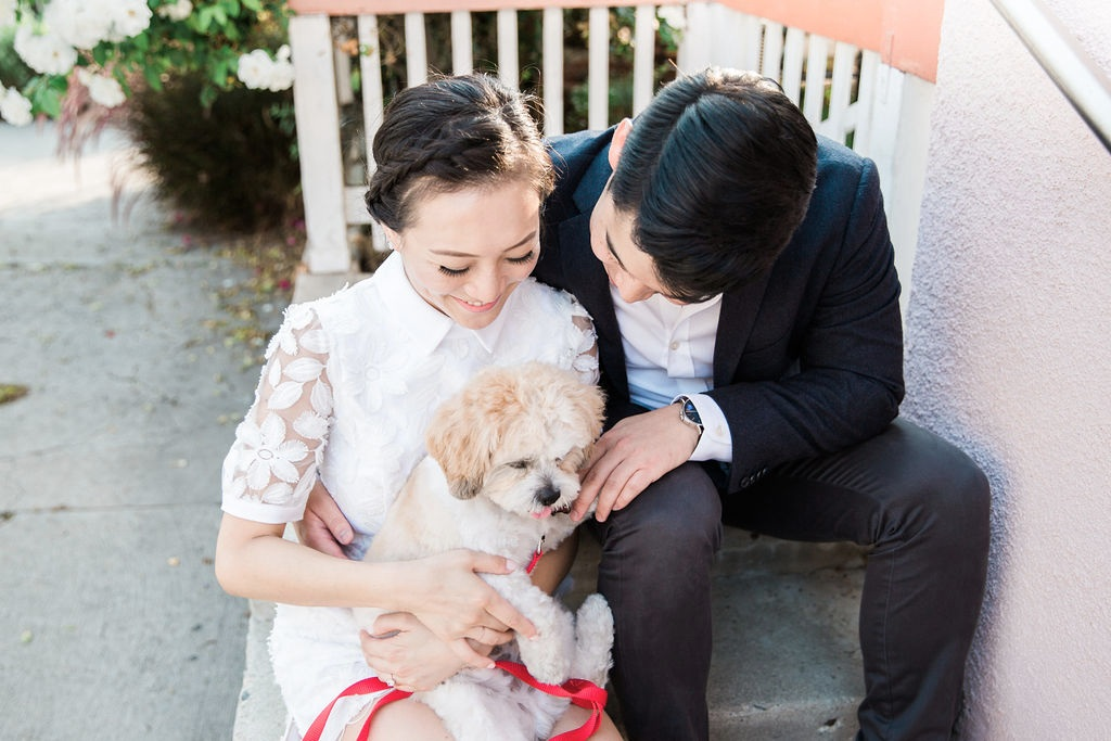 Venice+Canals+Engagement+Photography+Dog+13+Los+Angeles+Orange+County+Wedding+Photographer+Joy+Theory+Co