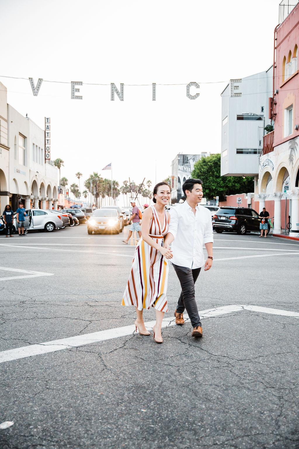Venice Beach Engagement Photography 1 Los Angeles Orange County Wedding Photographer Joy Theory Co