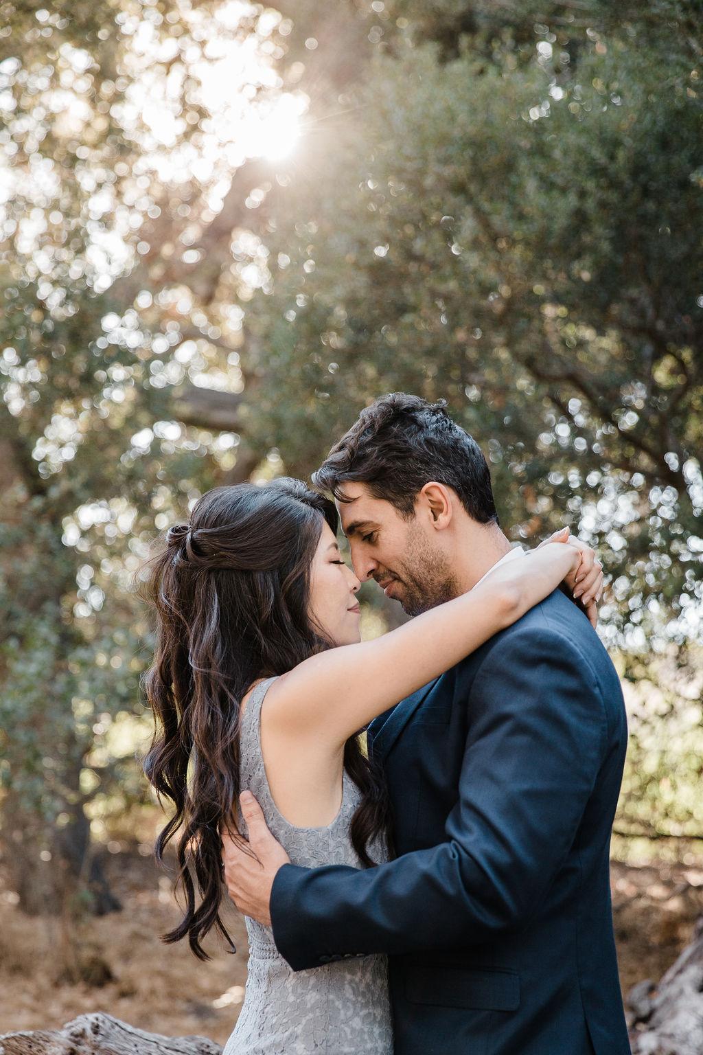 2 EricChristina Engagement Riley Wilderness Park Orange County Wedding Photographer Joy Theory Co