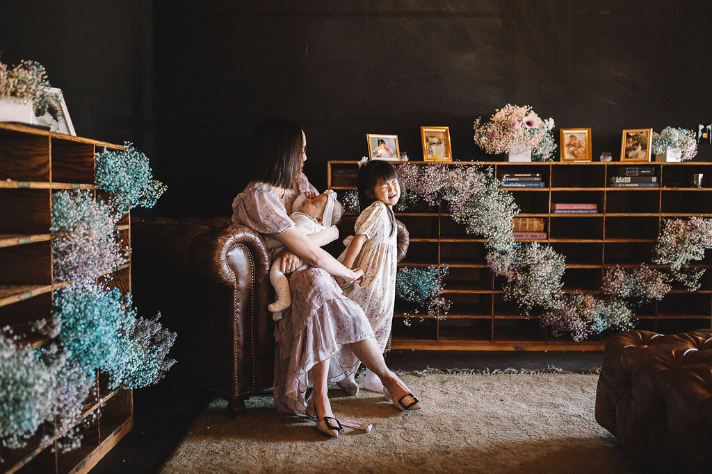 2 Real Motherhood Colette Chloe Chriselle Lim Unicorn Girls Party OC LA Lifestyle Event Photographer Joy Theory Co