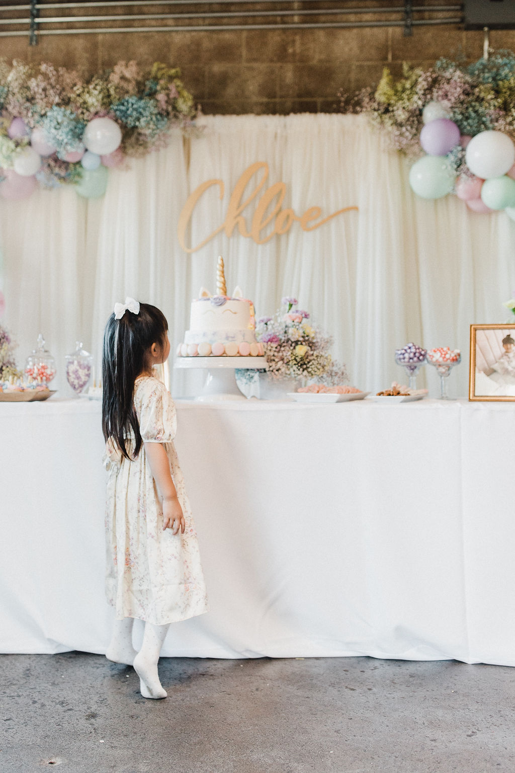 Birthday Party Chloe Event Photographer Joy Theory Co