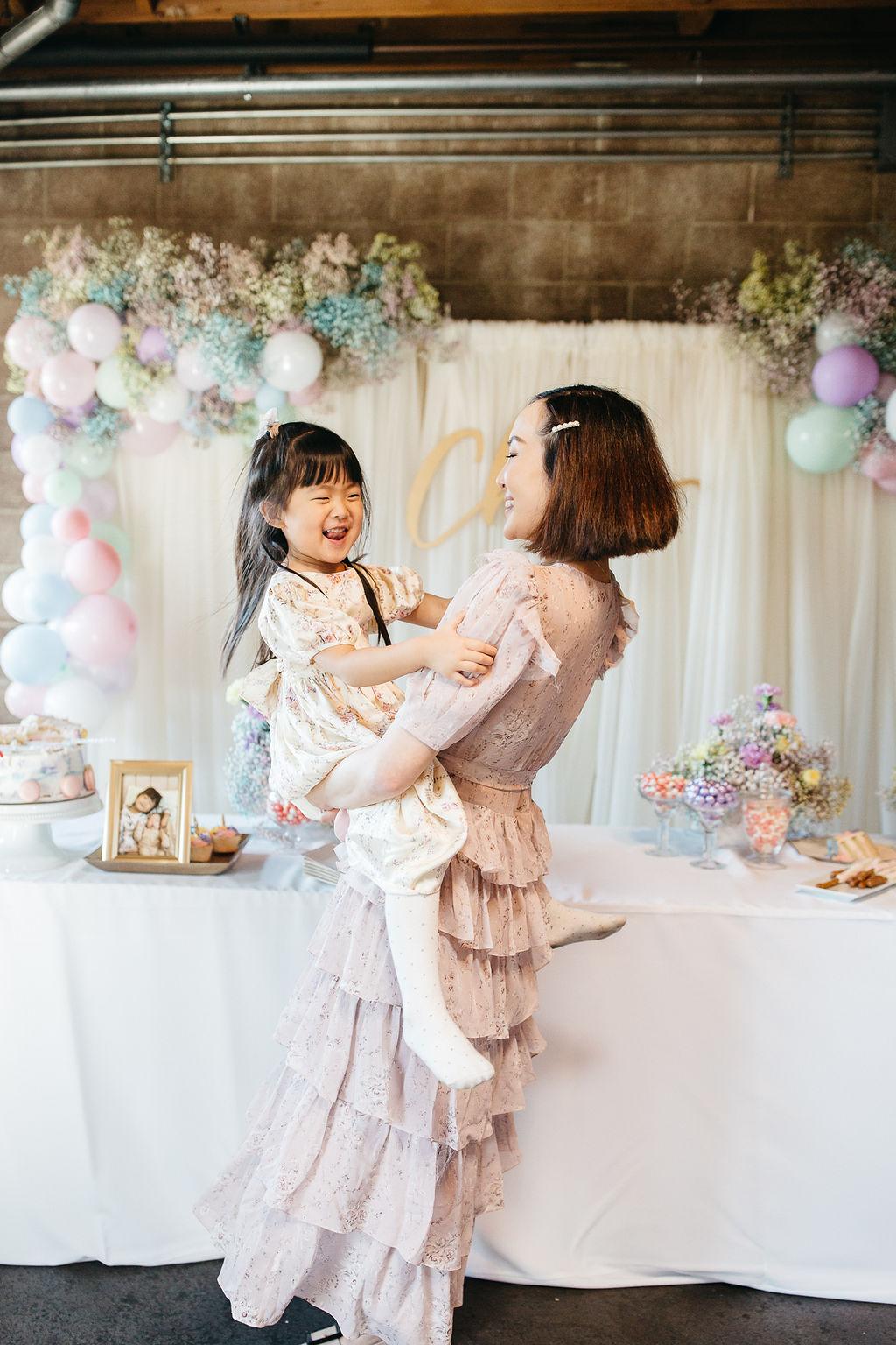 Birthday Party Chloe Chriselle Lim Event Photographer Joy Theory Co