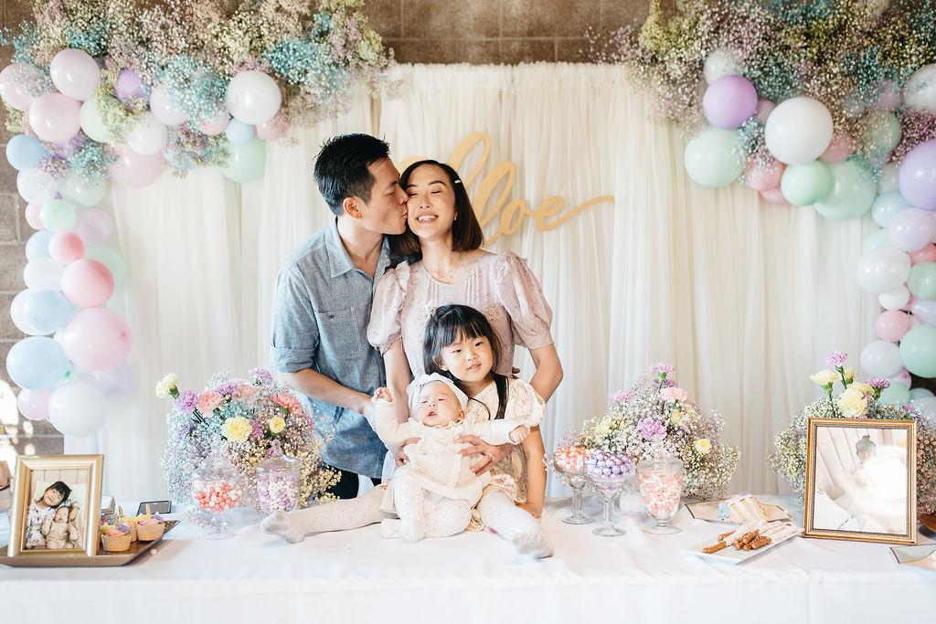 40 Unicorn Girls Party Chriselle Lim OC LA Lifestyle Event Photographer Joy Theory Co