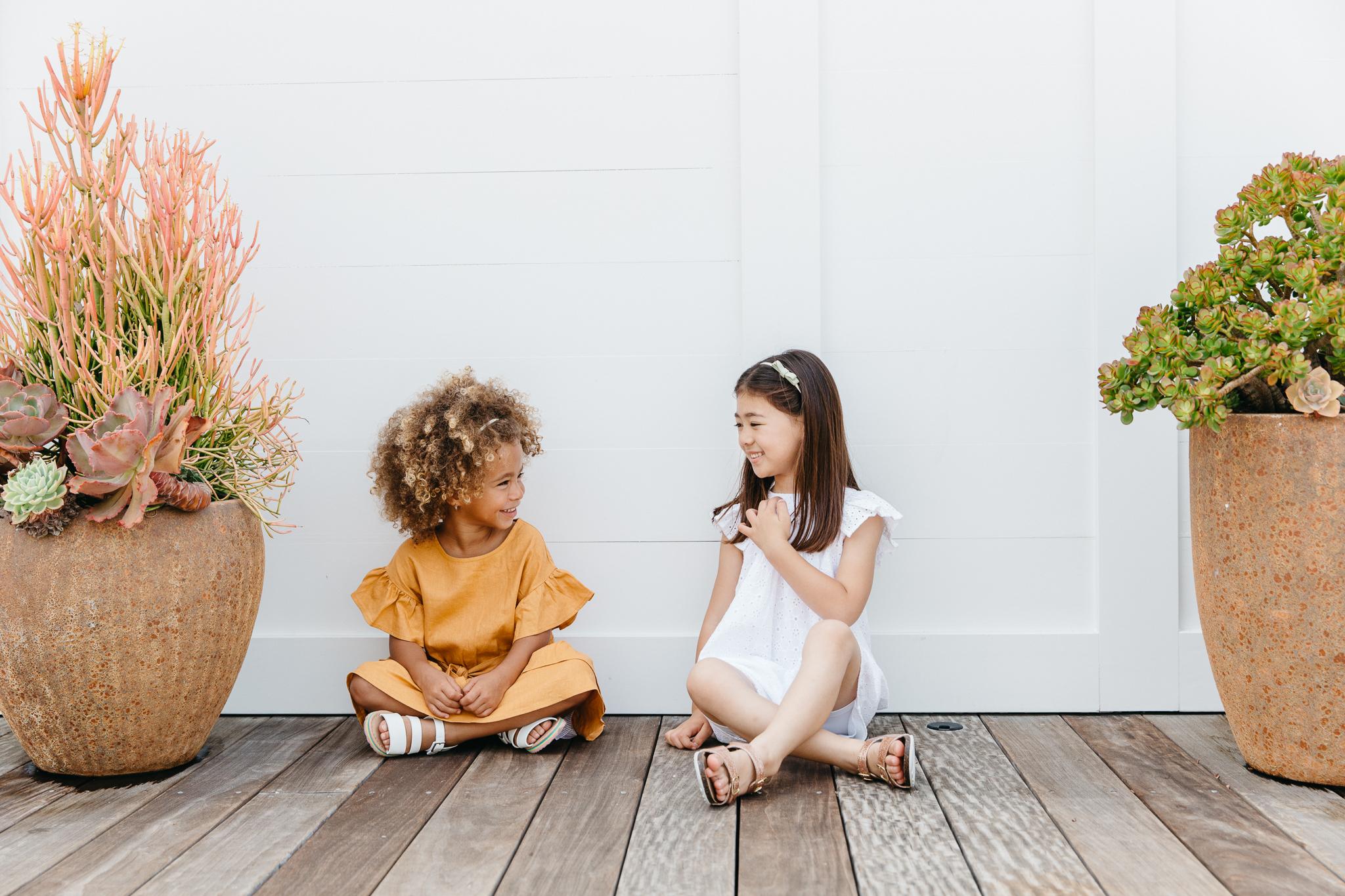Orange County Lifestyle Brand Fashion Children Photographer Joy Theory Co for Everhart