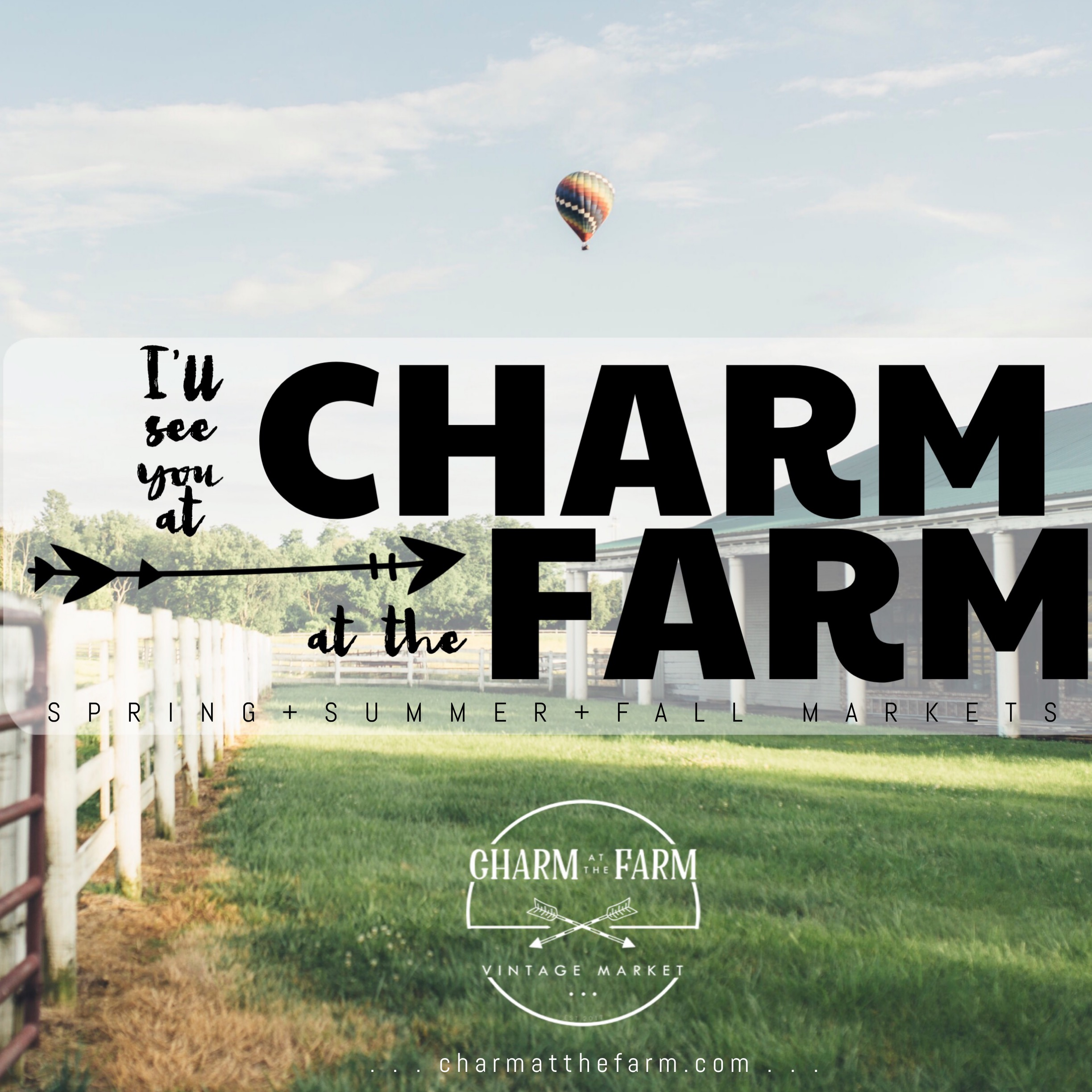 Charm at the Farm 2017