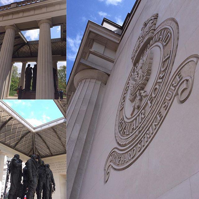 Stunning bomber command memorial #london #thisislondon #ig_london #london_only #igerslondon #visitlondon #architecture #design