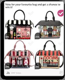 Choose your bag