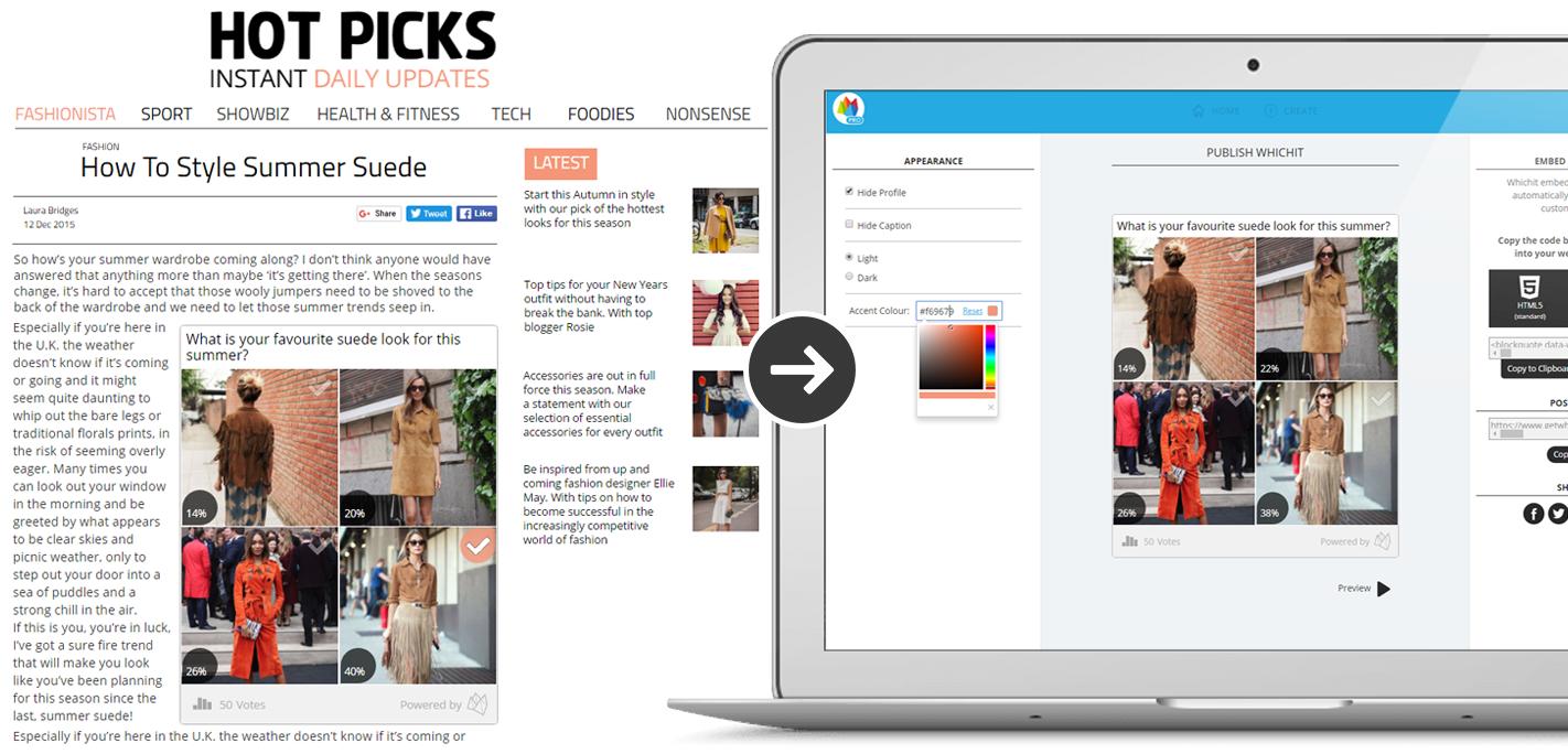Interactive Content Platform